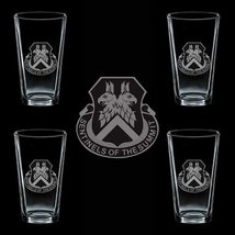 US Army 110th Military Intelligence Battalion DUI 4 GLASS SET - $34.64
