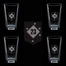 Marines Usmc 23rd Marine Regiment Ssi 4 Glass Set - $34.64