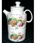 Porcelain Potpourri Candle Tea Pot - $8.95