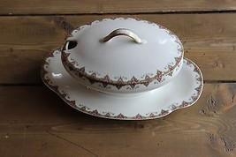 Vintage A. Lanternier Limoges France Porcelain Gravy Boat - $49.50