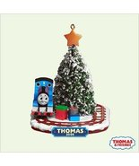 Thomas & Friends - Thomas the Tank Engine 2005 Hallmark Keepsake Ornament - $34.64
