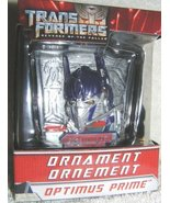 "Transformers ""Revenge of the Fallen"" Christmas Ornament- Optimus Prime [... - $29.69"