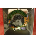 Good Dog...best Friend Holiday Picture Ornament Dated 2009 [Kitchen] - $7.91