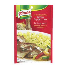 Knorr Green Peppercorn sauce 42g - $6.00