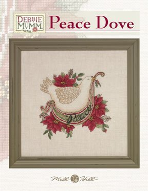 Joyeux Noel Christmas Artful Offerings Cross Stitch Pattern