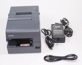 Epson TM-H6000IV Point of Sale Receipt Thermal Printer - M253A  USB & Po... - $159.99