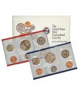 1992 P & D US Mint Set United States Original Government Packaging Box C... - $9.49