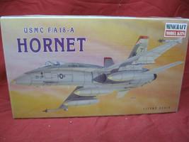 McDonnell Douglas F/A-18D Hornet USMC Fighter 1:72 Model Kit  - $26.72