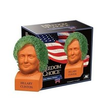 Hillary Clinton Chia Pet - Freedom of Choice Decorative Special Handmade... - $39.15