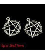 Pentagram Charm - $3.00