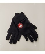 Women's Running Glove by Canada Weather Gear Black with Textured Grip Br... - $29.03