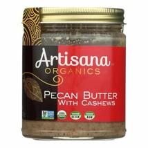 Artisana Butter - Pecan - Case Of 6 - 8 Oz. - 44570390 - $100.97