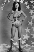 Lynda Carter in Wonder Woman Full Length Busty Pose Hands on Hips as Diana Princ - $23.99