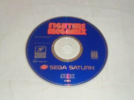 Fighter's MegaMix, Game Only, Sega Saturn - $14.99
