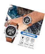 Men's Watch Sports Waterproof Military Wrist Date Multi Function Tactics... - $24.99