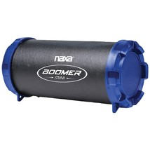 Naxa Boomer Mini Portable Bluetooth Speaker (blue) NAXS3091BU - $33.39 CAD