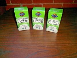 Garden of Life Vitamin B Complex - Vitamin Code Raw B Complex - 180 Vega... - $53.22