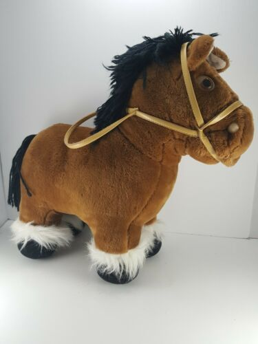 "Primary image for Vintage 1984 Cabbage Patch Kids Show Pony Horse Plush 15"" No Saddle Free Ship"