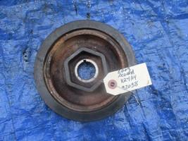 03-06 Honda Accord K24A4 crankshaft pulley K24 engine harmonic balancer ... - $49.99