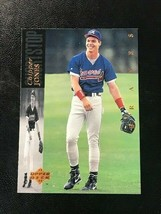 1994 Upper Deck Atlanta Braves Baseball Card #185 Chipper Jones - $0.98
