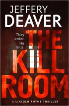 The Kill Room (Lincoln Rhyme Series) - $12.69