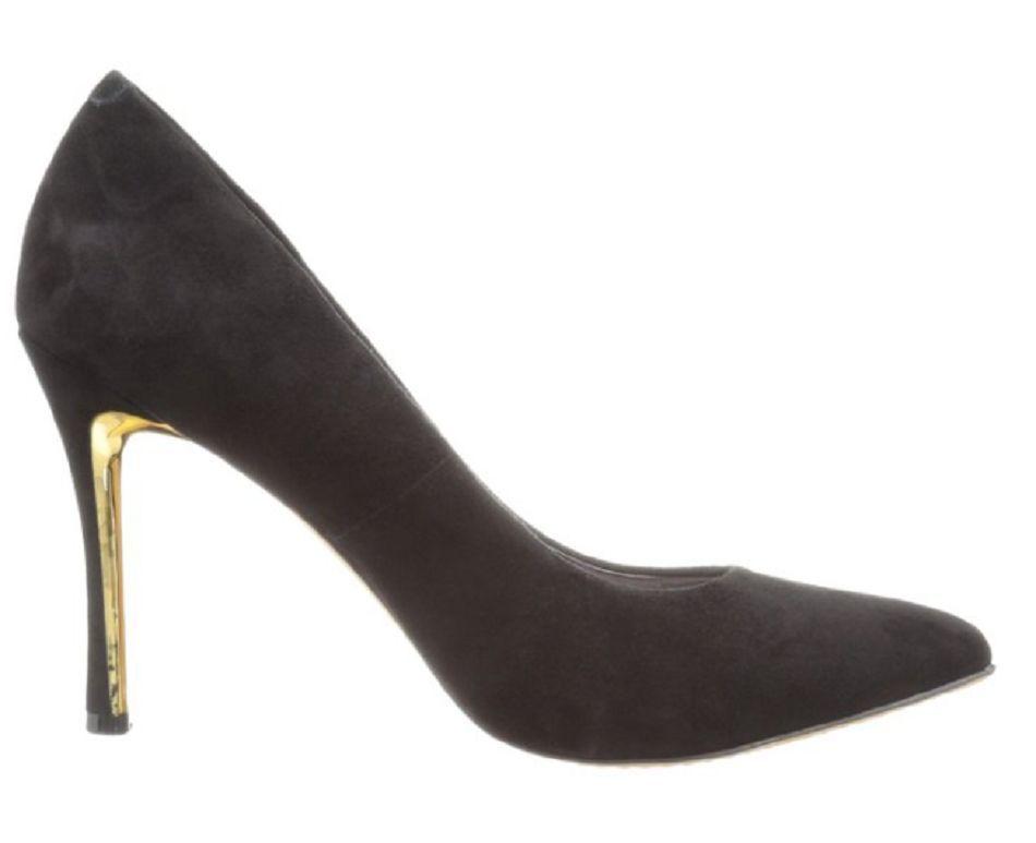 Vince Camuto Women's Cynthea Dress Pump, Black , Size US 10 M