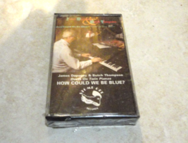 CASSETTE Butch Thompson James Dapogny 'How Could We Be Blue' twin piano ... - $19.99