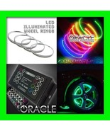 COLORSHIFT LED Wheel Lights Rim Lights Rings by ORACLE (Set of 4) for CH... - $339.14