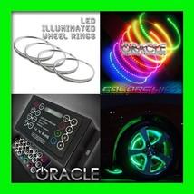 Colorshift Led Wheel Lights Rim Lights Rings By Oracle (Set Of 4) For Jaguar - $339.14
