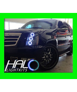 2007-2014 CADILLAC ESCALADE WHITE LED HALO HEADLIGHT KIT by ORACLE LIGHTING - $214.99