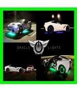 WHITE LED Wheel Lights Rim Lights Rings by ORACLE (Set of 4) for MINI CO... - $169.99