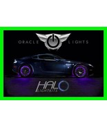 PURPLE LED Wheel Lights Rim Lights Rings by ORACLE (Set of 4) for MINI C... - $194.99