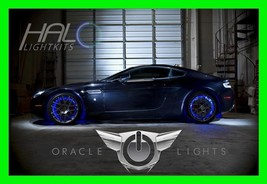 Blue Led Wheel Lights Rim Lights Rings By Oracle (Set Of 4) For Chevy Models 3 - $194.95