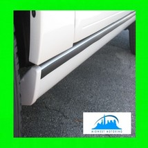 Volkswagen Carbon Fiber Rocker Panel Trim Molding 2 Pc W/5 Yr Warranty - $49.91