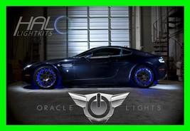 Blue Led Wheel Lights Rim Lights Rings By Oracle (Set Of 4) For Jaguar Models - $194.95