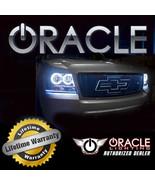 ORACLE 2002-2006 Aston Martin Vanquish WHITE PLASMA Head Light Halo Ring... - $185.30