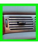 MWMotors CHROME INTERIOR DASH/AC VENT TRIM MOLDING FOR KIA MODELS W/5YR ... - $13.92