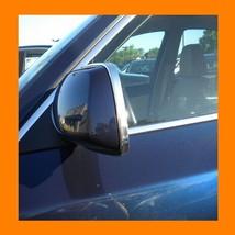 Jaguar Chrome Side Mirror Trim Molding 2 Pc W/5 Yr Wrnty+Free Interior Pc - $15.90