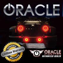 Oracle 2014 2016 Gmc Sierra Amber Led Fog Light Halo Ring Kit - $105.40