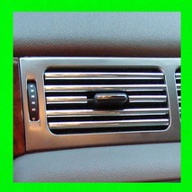 GMC CHROME INTERIOR DASH/AC VENT TRIM MOLDING W/5YR WRNTY 3 - $13.90