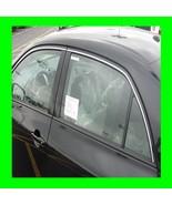 AUDI CHROME WINDOW TRIM MOLDING 2PC W/5YR WRNTY+FREE INTERIOR PC 2 - $26.90