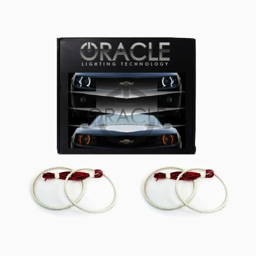 Primary image for Oracle Lighting LX-LS49800-W - Lexus LS 400 LED Halo Headlight Rings -