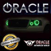 Oracle 1999 2005 Volkswagen Golf/Gti Green Ccfl Head Light Halo Ring Kit - $177.65