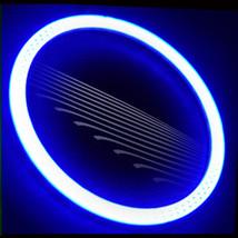 Oracle 2006 2010 Jeep Commander Blue Plasma Head Light Halo Ring Kit - $177.65