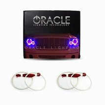 Oracle Lighting HY-GE0910-UV FOR Hyundai Genesis LED Halo Headlight Rings - Pur. - $232.99