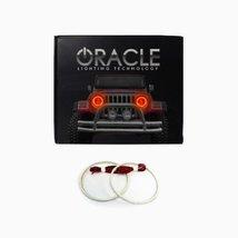 Oracle Lighting CR-3C0510F-A - Chrysler 300C LED Halo Fog Light Rings - Amber - $129.99