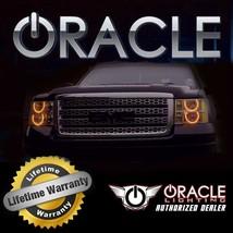 Oracle 1999 2005 Volkswagen Golf/Gti Amber Ccfl Head Light Halo Ring Kit - $177.65