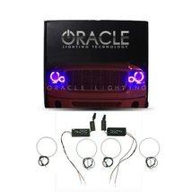 Oracle Lighting HY-TI0708C-UV FOR Hyundai Tiburon CCFL Halo Headlight Rings - P. - $231.99