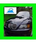 1996-2003 BMW Z3 CHROME TRIM FOR GRILLE GRILL W/5YR WARRANTY - $31.92