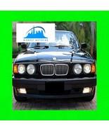 1989-1995 BMW E34 5 SERIES CHROME TRIM FOR GRILL GRILLE 5YR WARRANTY - $25.99